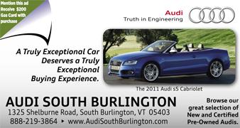 Gay Vermont - Audi south burlington